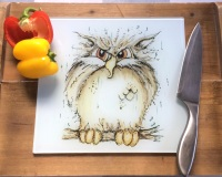 Worktop Saver Owl Design