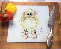 Worktop Saver Duckling Design