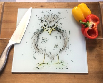 Worktop Saver Blackbird Design