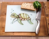 Worktop Saver Turtle Design