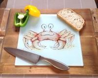Worktop Saver Crab Design