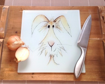 Worktop Saver Rabbit Design