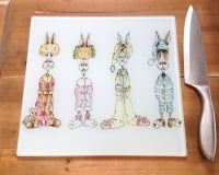 Worktop Saver Llamas Design