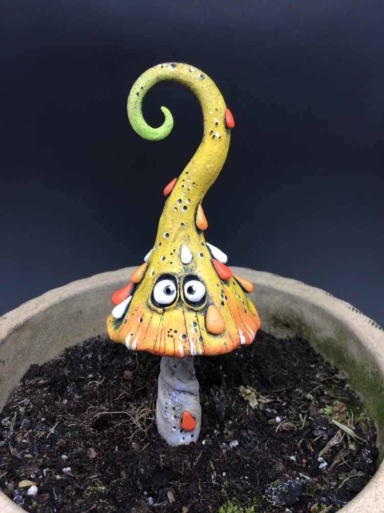 Garden Toadstool Decoration
