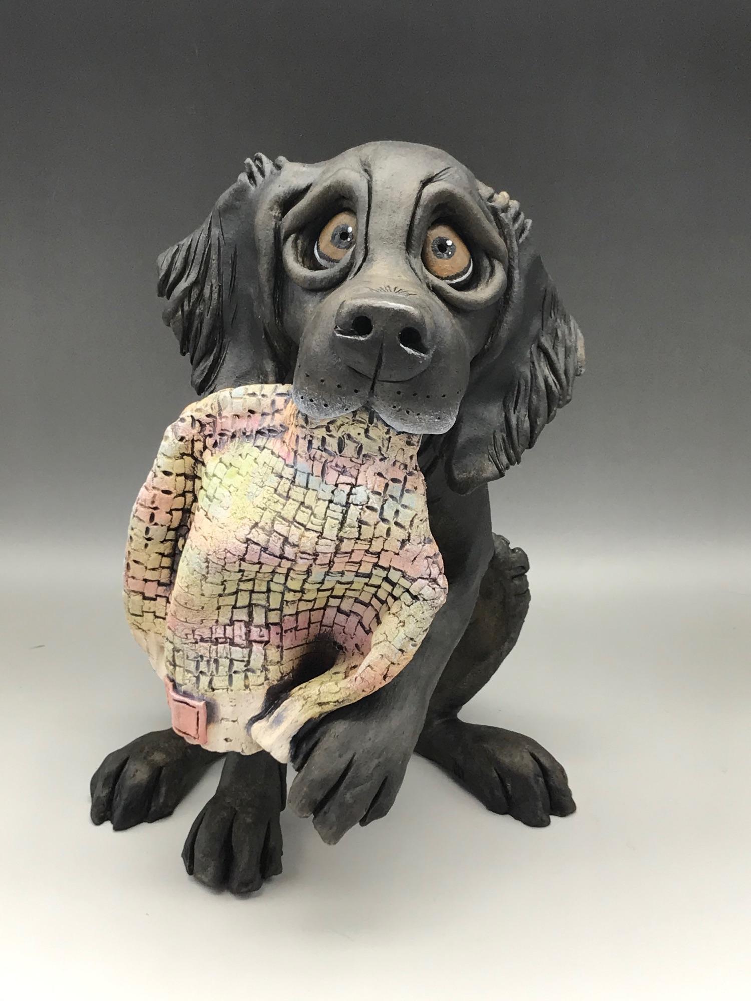 Custom Pet Sculpture, ceramic