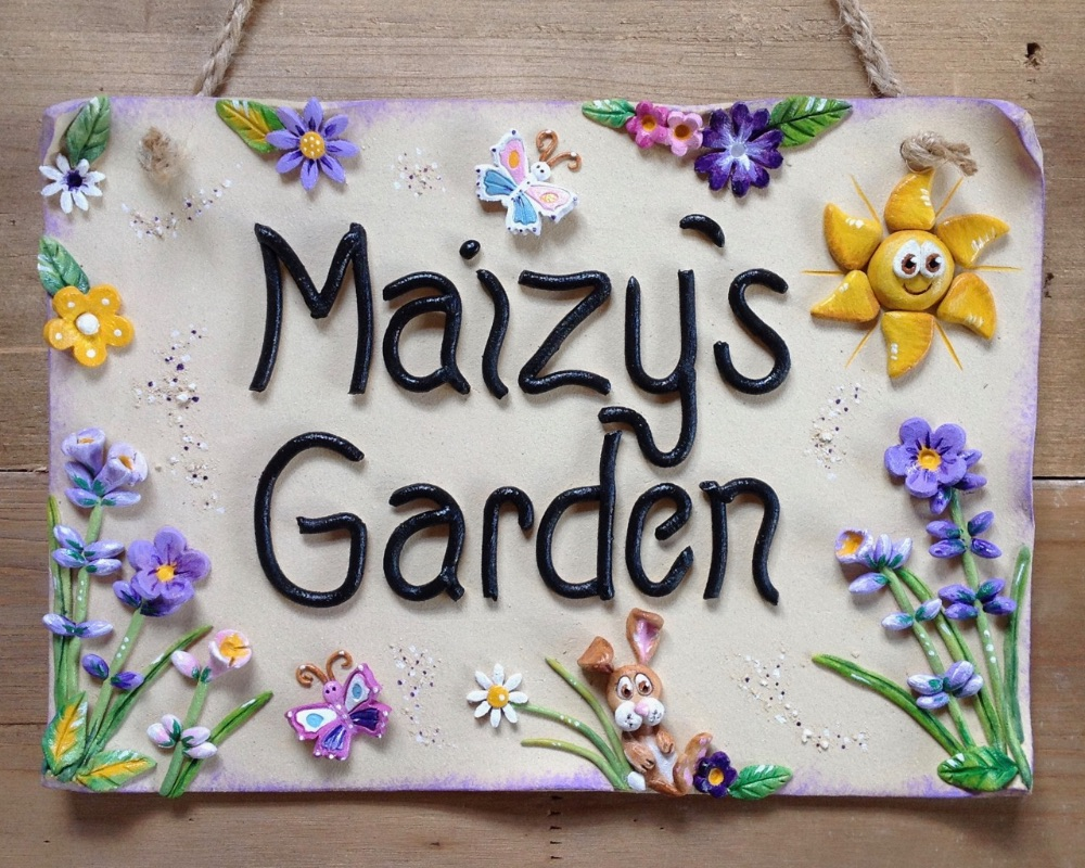 Memorial Plaques and Signs for Children