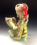 Dudley Dragon Knight - Ceramic Sculpture (3)