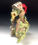 Dudley Dragon Knight - Ceramic Sculpture (2)