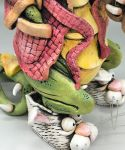 Dragon Sculpture ceramic Lord Kenneth