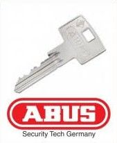 Abus with key