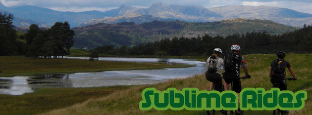 630 x 233 | Gallery | Pics and Vids| Sublime Rides | Lakes MTB rides