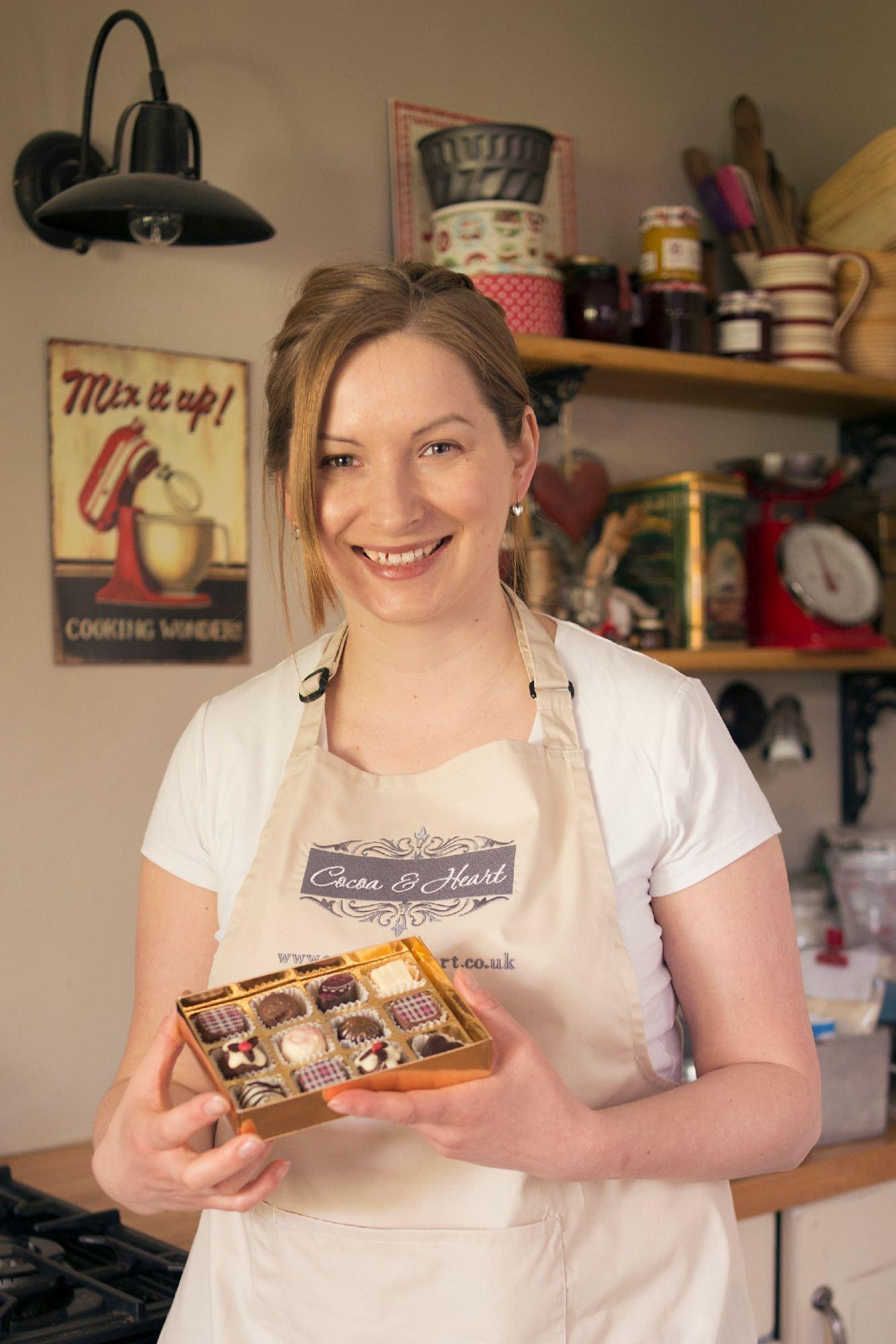 Cocoa & Heart owner - Magdalena Marsden