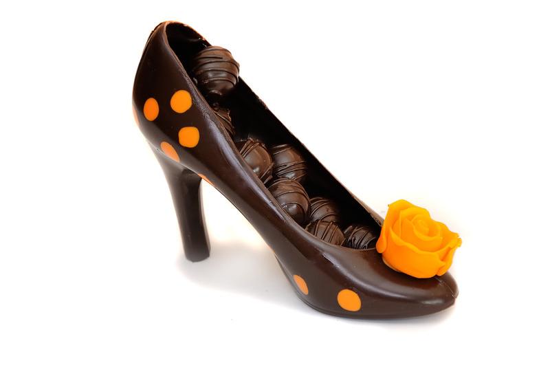 Chocolate Shoes & Handbags Workshop