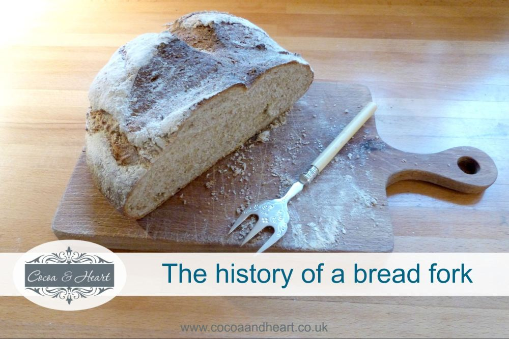 the history of a bread fork
