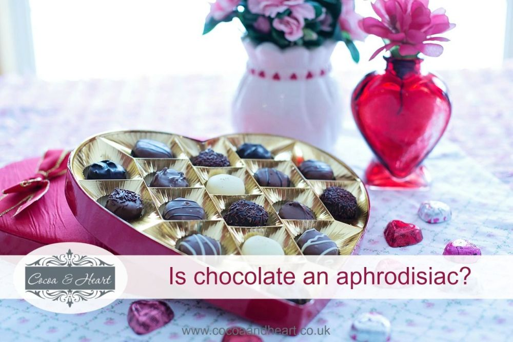 Is chocolate an aphrodisiac