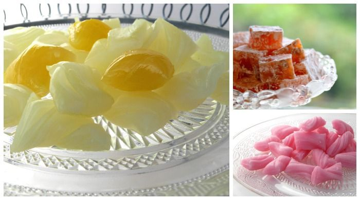 Boiled Sweets Recipe