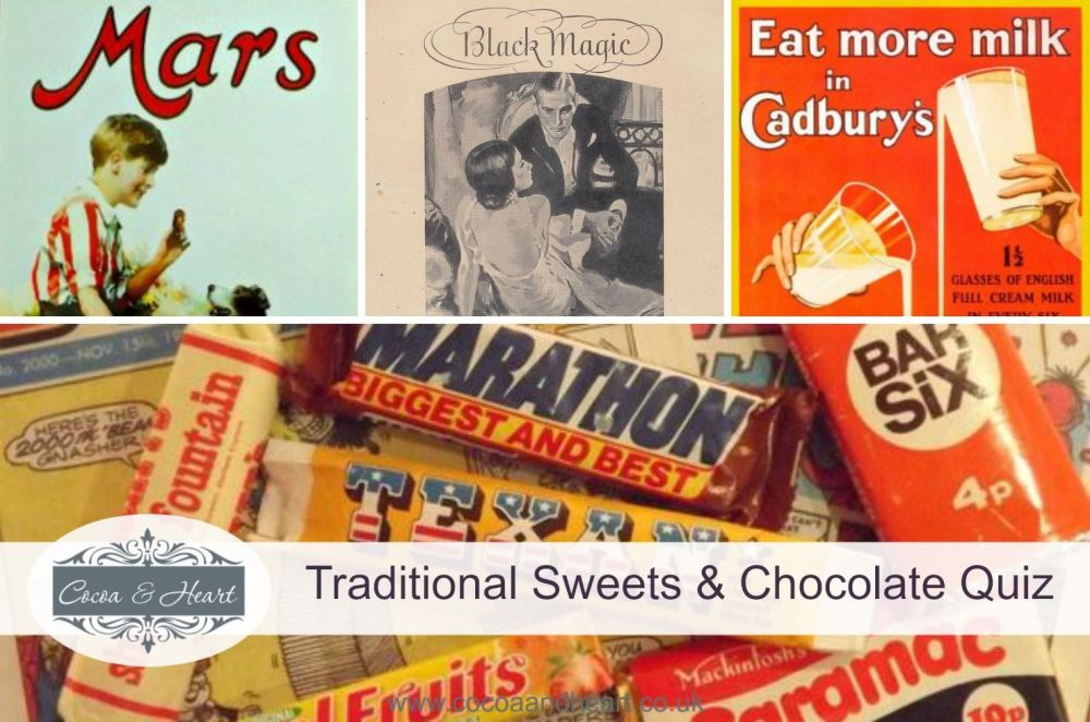 Traditonal Sweets & Chocolate Quiz