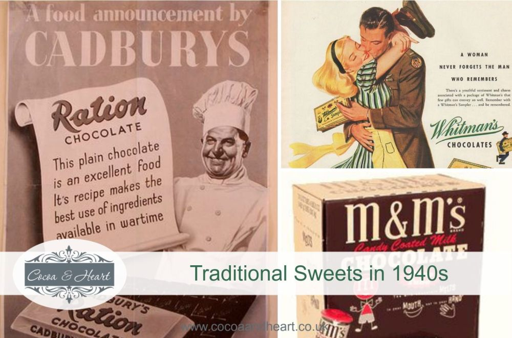 Traditional Sweets in 1940s