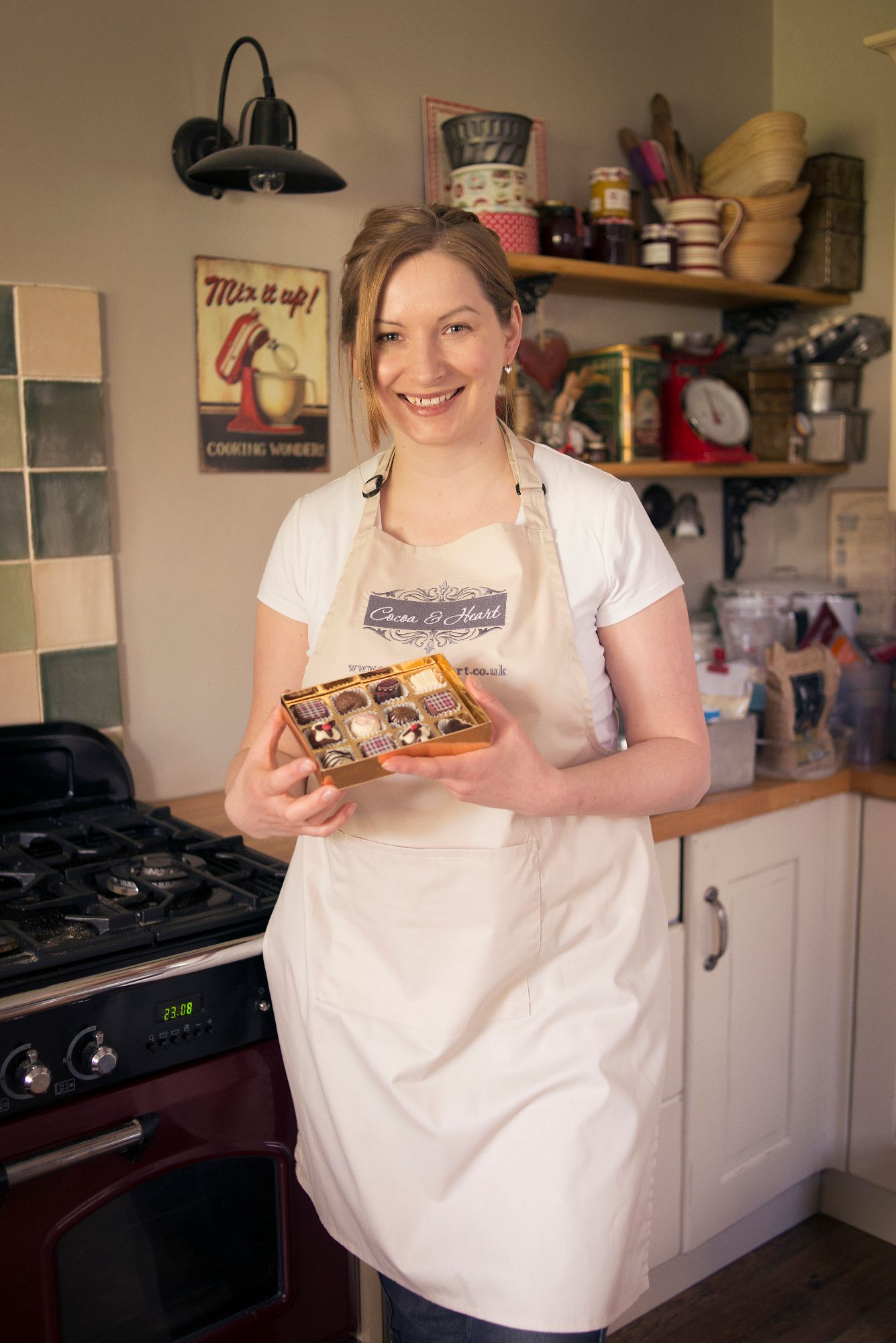 Chocolate Workshops run by Magdalena Marsden