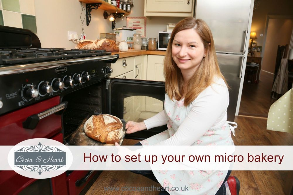 How to set up your own micro bakery