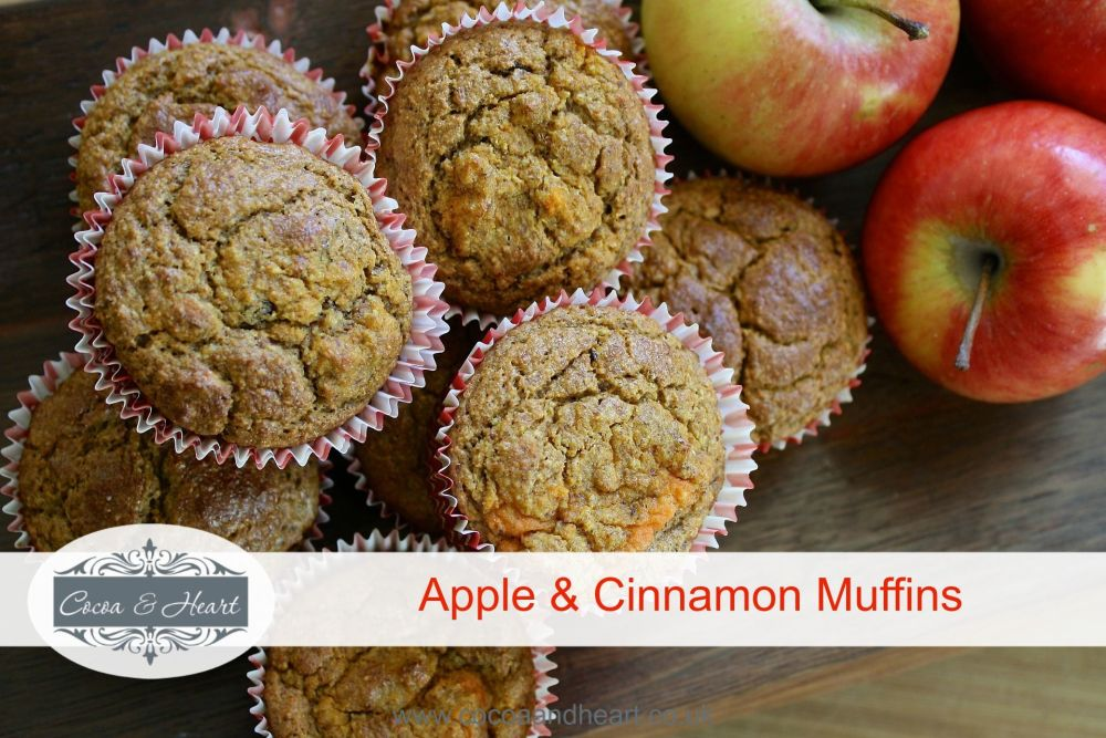 Apple & Cinnamon Muffins Recipe