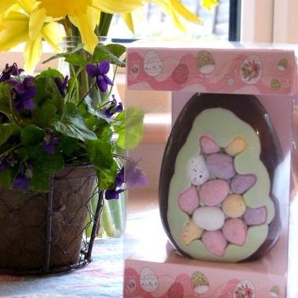 Easter Chocolate Making Workshop
