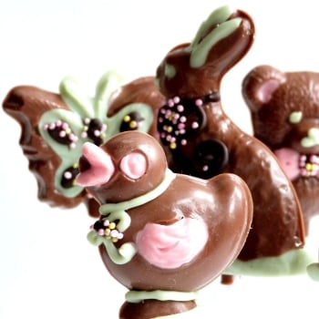Easter Chocolate Making Workshop