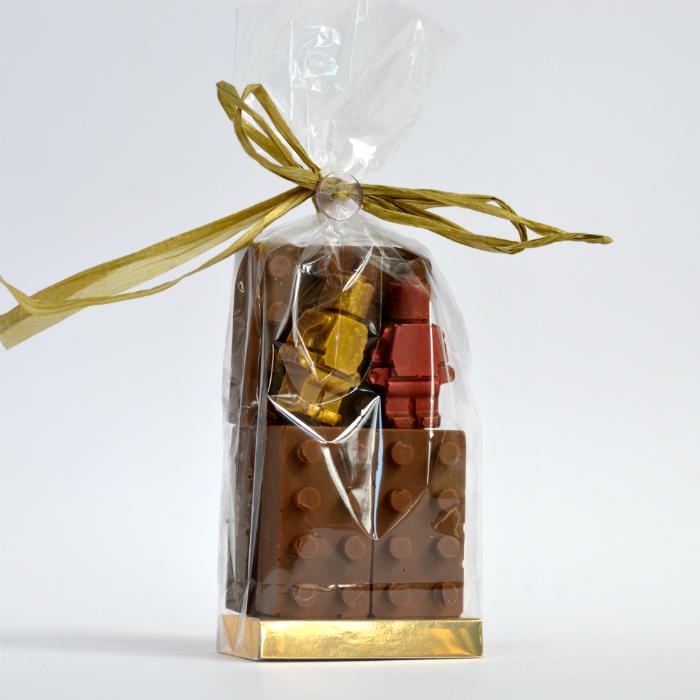 Chocolate Novelty Bricks