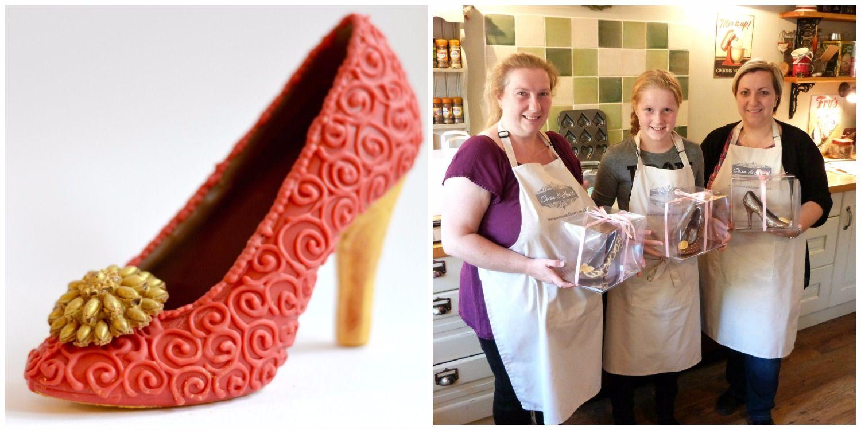 Chocolate Shoe Workshop