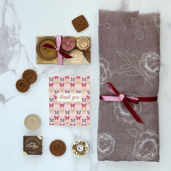 Chocolate Buttons Gift Set