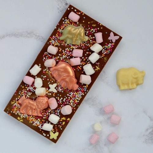 Novelty Chocolate Bar for children