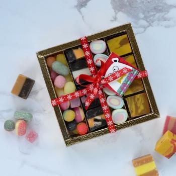 Christmas Sweets & Fudge Gift Box