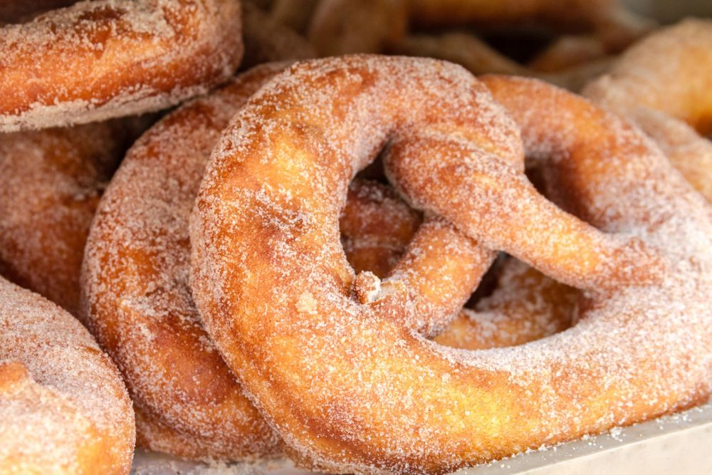 Cinnamon Pretzel Recipe