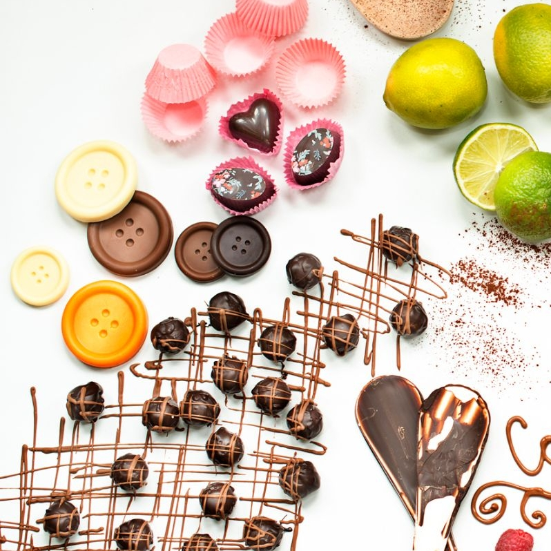 Chocolate Making Course - Cocoa & Heart
