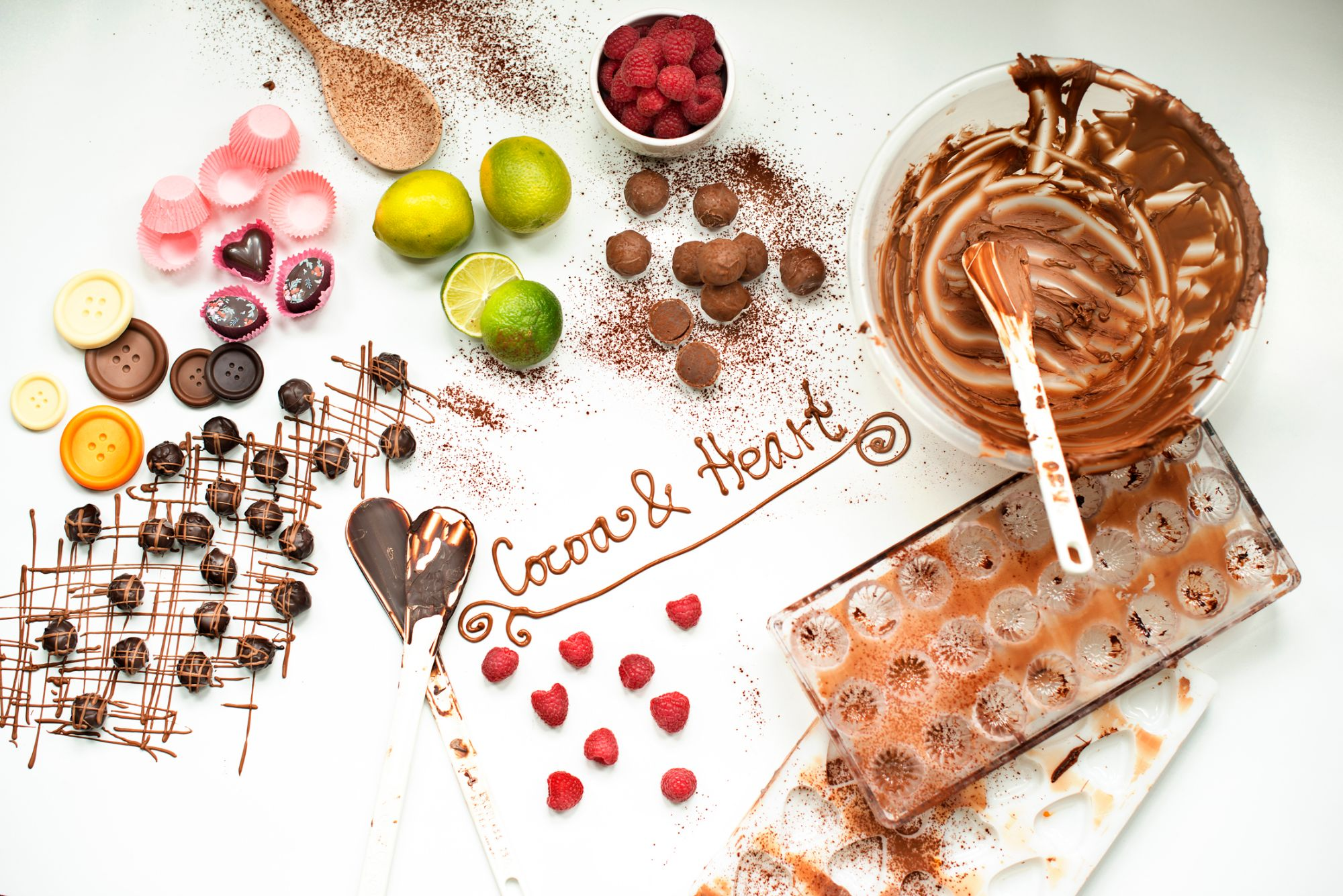 Chocolate Making at Cocoa & Heart