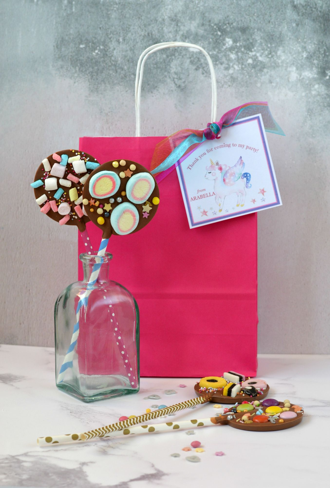 Children Party Bags Example