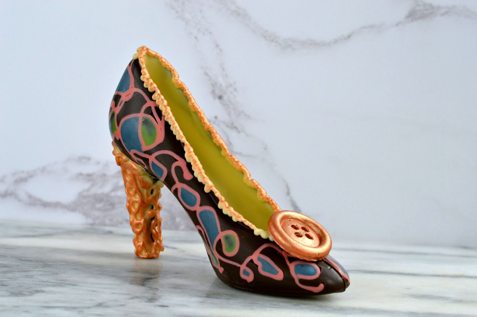 Chocolate Shoes & Handbags Course