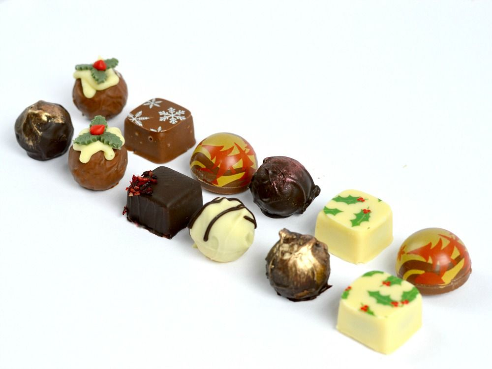 Christmas Truffles Sample