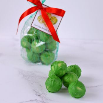 Chocolate Brussels Sprouts