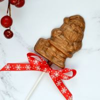 Father Christmas Chocolate Lollipop