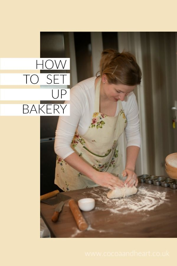 How to set up a microbakery
