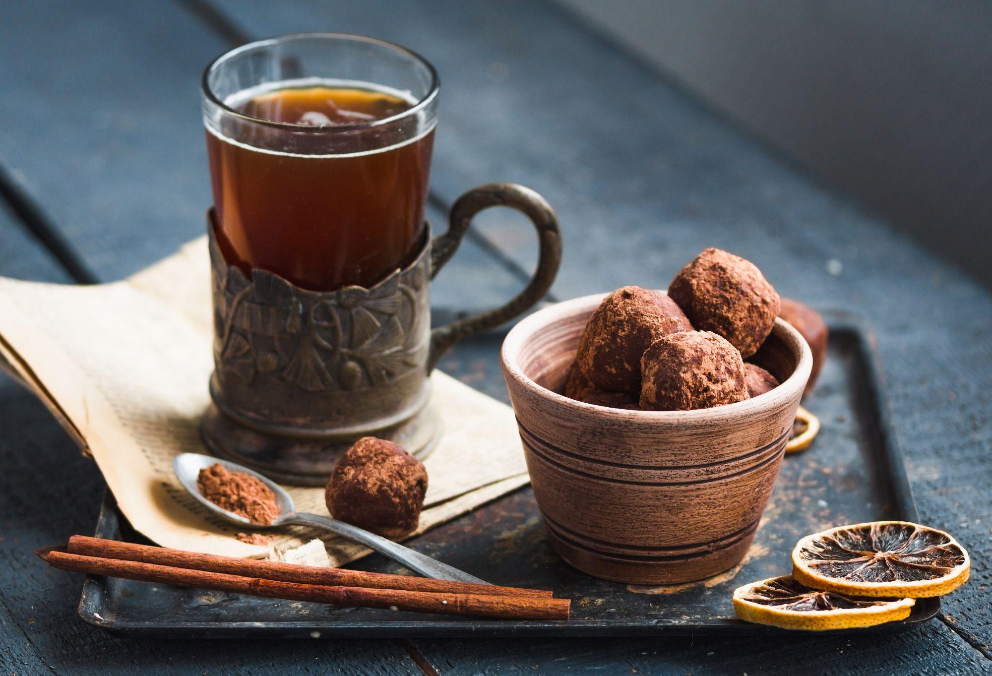 Rum Truffle Recipe