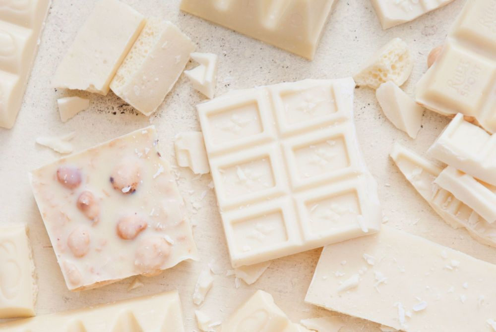 Is white chocolate really chocolate_ Variety of white chocolate