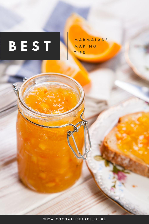 Marmalade Making Tips