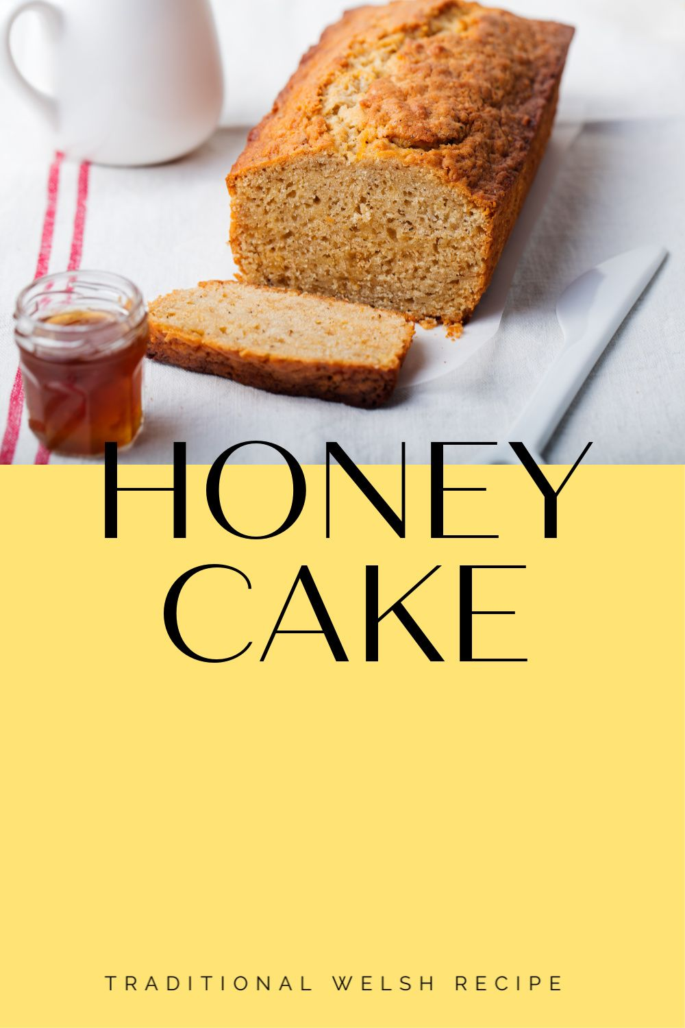 Simple Honey Cake Recipe