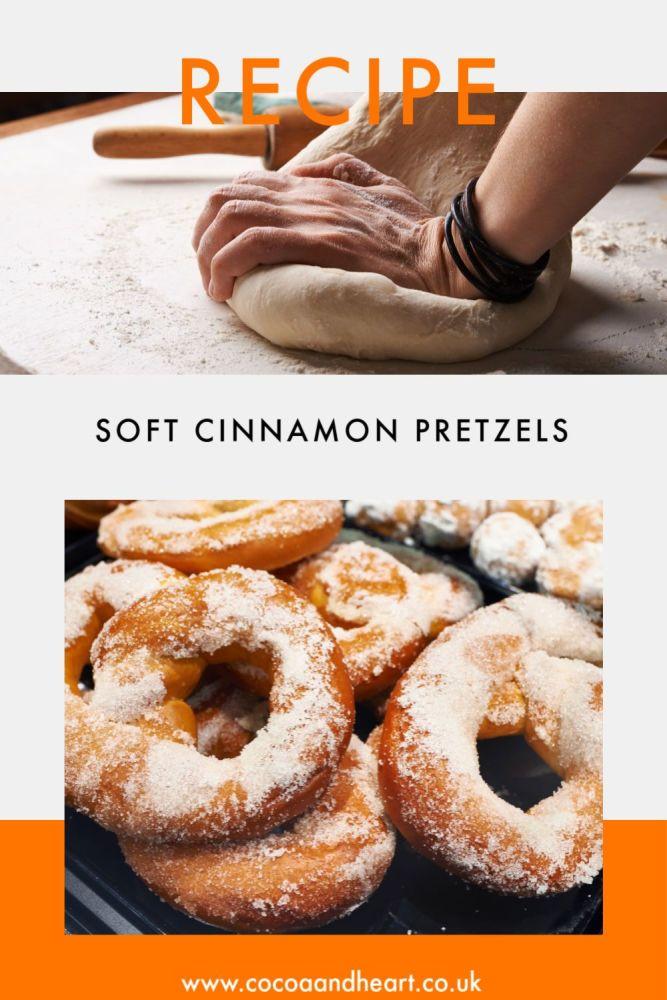 Soft Cinnamon Pretzels Recipe