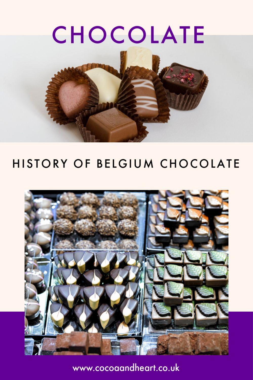 The History of Belgium Chocolates (1)