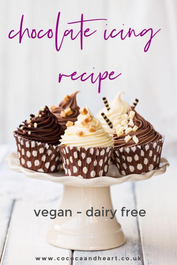 Chocolate Icing Recipe - Vegan