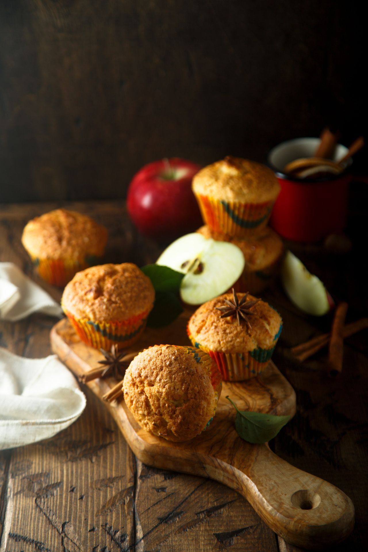 Apple & Cinnamon Muffin Recipe