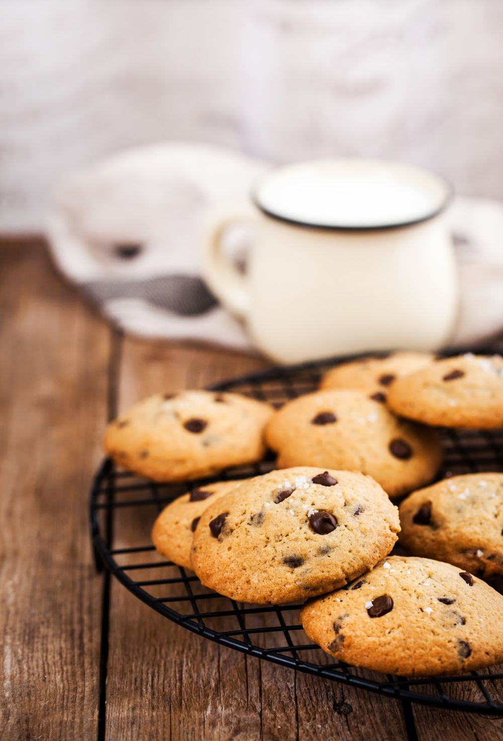 Double Chocolate Chips Cookies Recipe